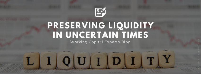 Preserving Liquidity in Uncertain Times ~ Latest Series from Bank of America